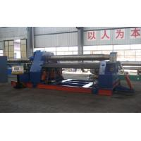 Wholesale 3000mm Width Plate Rolling Machine 75KW Motor Power Bending Thickness 55mm from china suppliers