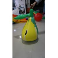 Wholesale 3ft Inflatable Pear Fruit Shaped Balloons With Screen Printing EN71 ASTM from china suppliers