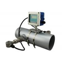 Wholesale Transit Time Fixed Insertion Ultrasonic Magnetic Flow Meter For Slurry / Sewage from china suppliers