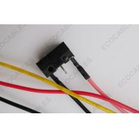 Quality Sensor Switch Electrical Wire Harness Microwave Cable Assemblies UL1061 24AWG for sale
