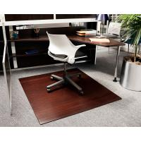 Wholesale Antistatic Decorative Wooden Floor Plush Carpet Chair Mat Carpet Protector from china suppliers