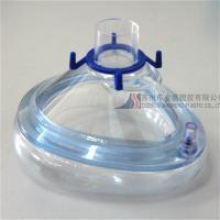 Wholesale Large Size Adult / Pediatric Oxygen Breathing Mask With FDA approved from china suppliers
