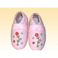 Wholesale soft sole leather baby shoe from china suppliers