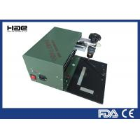 Wholesale Fully Automatic Dot Pin Marking Machine , Pneumatic Marking Machine For Metal Parts from china suppliers