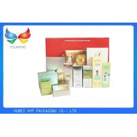 Wholesale Handmade Decorative Luxury Gift Boxes , Recyclable High End Cosmetic Packaging from china suppliers