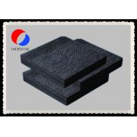 Wholesale Vacuum Furnace Rigid Graphite Felt PAN Based With Carbon Fiber Cloth from china suppliers