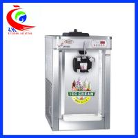 Wholesale Small 18L Commercial Ice Cream Machines Single Flavor With One Handle from china suppliers