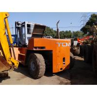 Wholesale tcm forklift for sale 18t 15t used forlift TCM container forklift stone forlift from china suppliers
