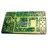Wholesale Taconic RF-35 HAL Surface Ceramic PCB Board With 2 Layers from china suppliers