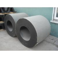 Wholesale Black Dock Cylindrical Marine Rubber Fender , Collision Avoidance from china suppliers