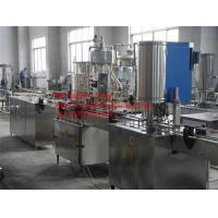 Wholesale Economy Linear Type Beverage /Water/ Vinegar Filling machine from china suppliers