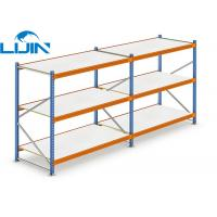 Wholesale Warehouse Commercial Shelving System, Butterfly Hole Steel Storage Shelves from china suppliers