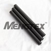 Wholesale Carbon Fiber Tube with 100% UD Carbon fiber fabric as customer's requirement from china suppliers
