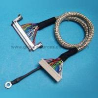 Wholesale Flat Type Wire Harness/LVDS Cable Assembly, Available in Various Panel Connectors from china suppliers