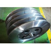 Wholesale High Precision Lebus Grooved Drum / Crane Drum Weldment Type DNV Certification from china suppliers