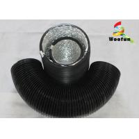 Wholesale Stretchable Round 6 Inch Flexible Duct PVC Aluminum Foil With Single Layer from china suppliers