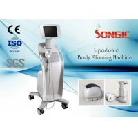 Wholesale Professional Skin Lifting HIFU Machine , HIFU Liposonic Body Slimming Machine from china suppliers