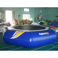 Wholesale Takeoff Towable And Inflatable Water Trampoline For Water Sports Games from china suppliers
