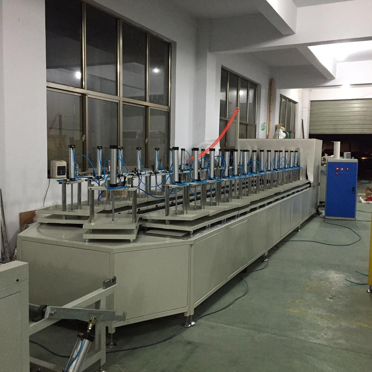 Wholesale Auto 36 Stations Air Filter Making Machine for HDAF Turntable Curing Worktable from china suppliers