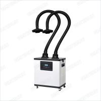 Wholesale Low Noise Beauty Nail Salon Fume Extractor / Nail Smell Purifying System 3 Filters from china suppliers