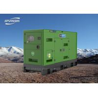 Wholesale Auto Start Industrial Diesel Generators High Efficiency 350L Fuel Tank from china suppliers