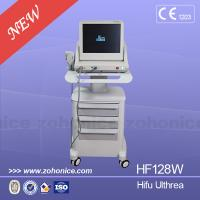 High Intensity Focused Ultrasound Hifu Anti wrinkle machine With Lasting Effect