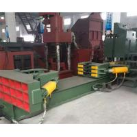 Buy cheap 31.5 MPa Horizontal Baling Equipment 600KN Automatic For Bag Pieces from wholesalers
