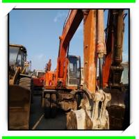 Wholesale EX160WD-1 Used wheel excavator hitachi used iduzu excavator ex100wd-1 japan original wheel digger made in japan digger from china suppliers