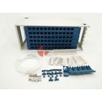 Wholesale 72 Port Fiber Optic ODF Optical fiber patch panel , Rack Mount Fiber Distribution Unit SC from china suppliers