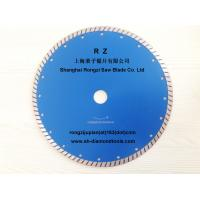 Wholesale 300mm Diamond turbo saw blade for stones/Granite/Marble from china suppliers