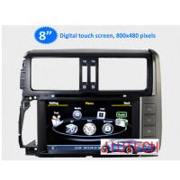 Wholesale Car Stereo for Toyota Land Cruiser Prado 150 Series  2009+ GPS Navigation AutoRadio DVD from china suppliers
