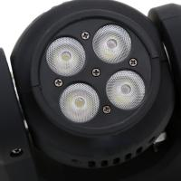 Quality 8 PCS * 10W 4IN1 RGBW LED Stage Lights 16 CH / 22 CH LED Lighting For Stage for sale