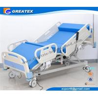 Wholesale Adjustable Five Function Medical electric Bed With ACP nurse controller on foot board from china suppliers