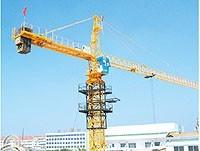 Wholesale Tower Crane 6516 Stationary Attached Tower Crane Static on fixing Angle from china suppliers