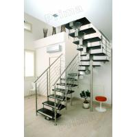 Buy cheap Stainless Steel Glass Internal Staircase from wholesalers