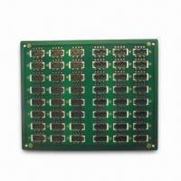 Wholesale High Density Multilayer PCB HDI 1+2+1 with 0.15/0.15mm Minimum Width/Spacing and 4 Layer Counts from china suppliers
