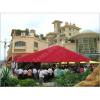 Red Roof Cover Outdoor Event Tent Garden Marquee Hire ISO CE Certification