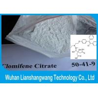 Wholesale Trenbolone Powder Clomifene Clomid Tablet CAS 50-41-9 Anti Estrogen Steroids from china suppliers