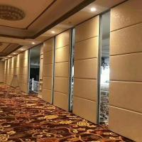 Wholesale Banquet Hall  Movable Folding Sliding Door Partitions Sound Proof Partition Wall from china suppliers