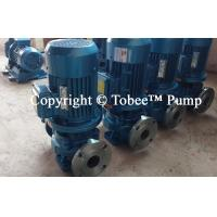 Wholesale Tobee™ Vertical Inline Booster Pump from china suppliers