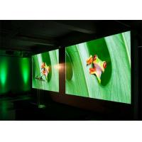 Wholesale 4mm 5mm Indoor LED Video Wall Screen , Activities Stage Background Screen from china suppliers