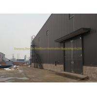 Wholesale Q345 Prefabricated Warehouse Steel Structure Garage ASTM BS DIN Standard from china suppliers