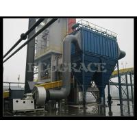 Wholesale Bag Filter Long Bag Pulse Jet Dust Collector Equipment For Chemical Industry / Asphlat mixing / Waste incinerator from china suppliers