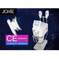 Wholesale 2 Cryo Handles Ultrasound Fat Removal Machine Weight Loss Cool Sculpting from china suppliers