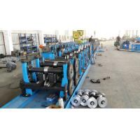Wholesale Shelves Panel Roll Forming Line Automatic Square Pipe Forming Machine from china suppliers