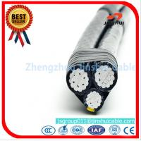 Wholesale ASTM B - 230 Triplex Service Drop Cable XLPE Insulated Aluminum Alloy Conductor Cyclops from china suppliers