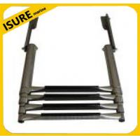 Wholesale Marine/boat/yacht ladder with the slide  swim platform ladder,stainless steel from china suppliers