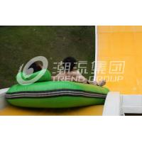 Wholesale Funny Fiberglass Water Slides Aqua Park Equipment Customized 1 Year Warranty from china suppliers