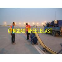 Buy cheap American High quality wheel blast equipment from wholesalers