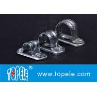 Wholesale BS4568 / BS31 Conduit Fittings Carbon Steel Spacer Bar Saddle With Base from china suppliers